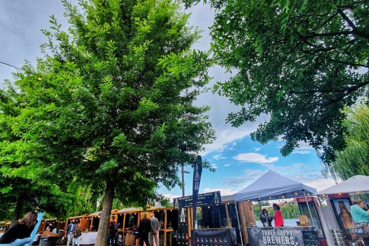 Muzică, delicii și arome inedite, la Cluj Craft Beer Festival, în Iulius Parc