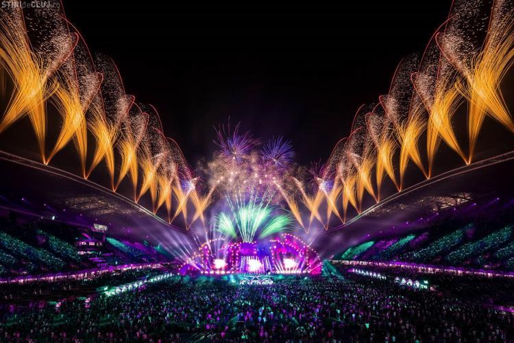 Untold și concertele verii vor genera peste 600 de milioane de lei în 2019