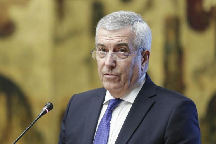 Tăriceanu: Kovesi, din postul de procuror-şef european, ne-ar bloca accesul la fondurile europene