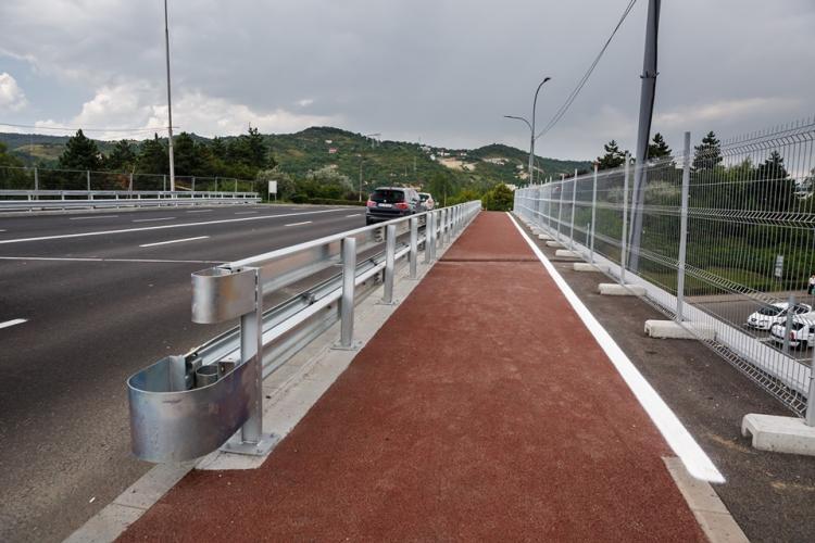 A fost reluată complet circulația pe Podul N FOTO