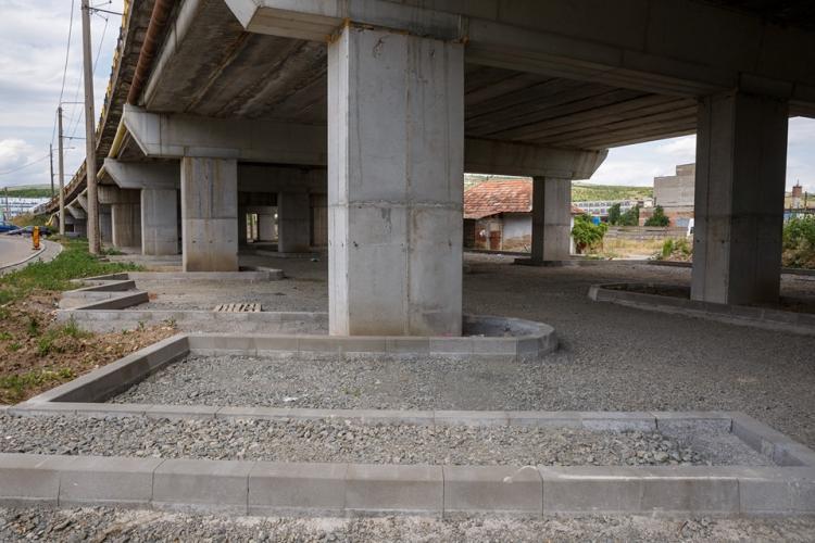 Care este stadiul lucrărilor la Podul Fabricii. Vezi cât va mai fi restricționat traficul în zonă FOTO