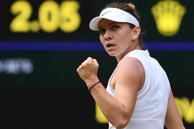 Victorie istorica pentru Simona Halep! A câștigat finala de la Wimbledon împotriva Serenei Williams