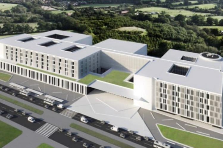 Studiul de fezabilitate pentru Spitalul Regional de Urgenţă Cluj a fost aprobat