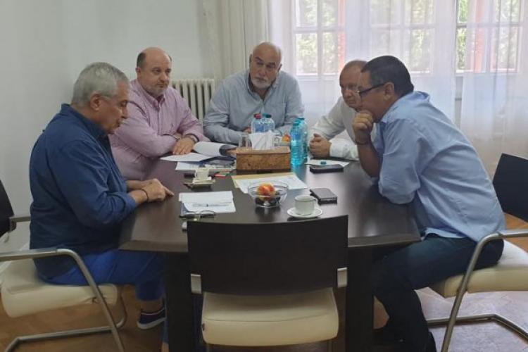 Tăriceanu a anunțat o alianță cu partidul lui Victor Ponta