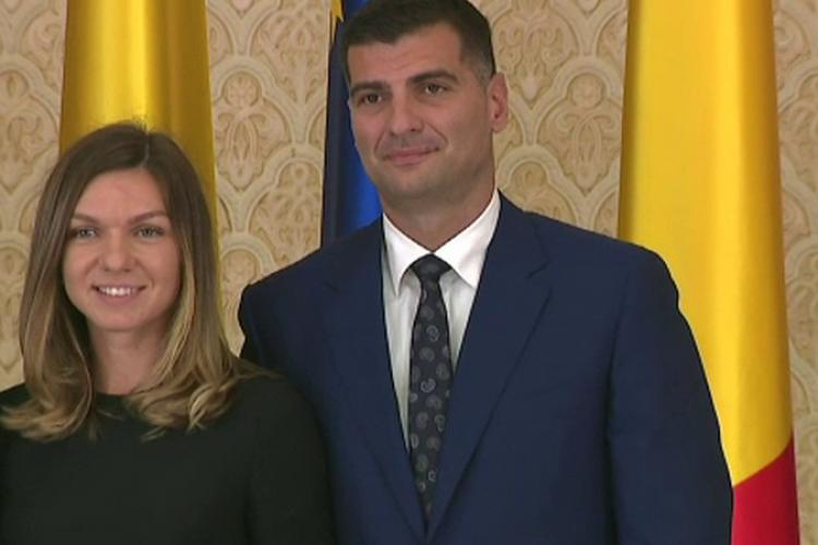 Simona Halep a vorbit despre relaţia de dragoste cu Toni Iuruc