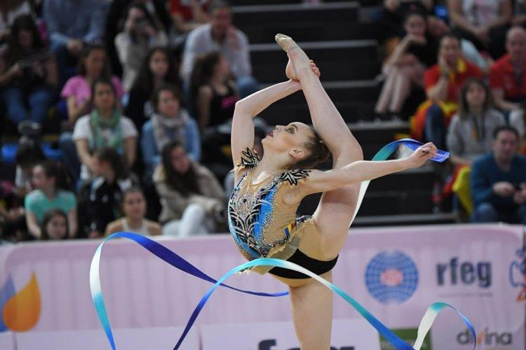 Cupa Mondială de Gimnastică Ritmică la Cluj, în 23 - 25 august