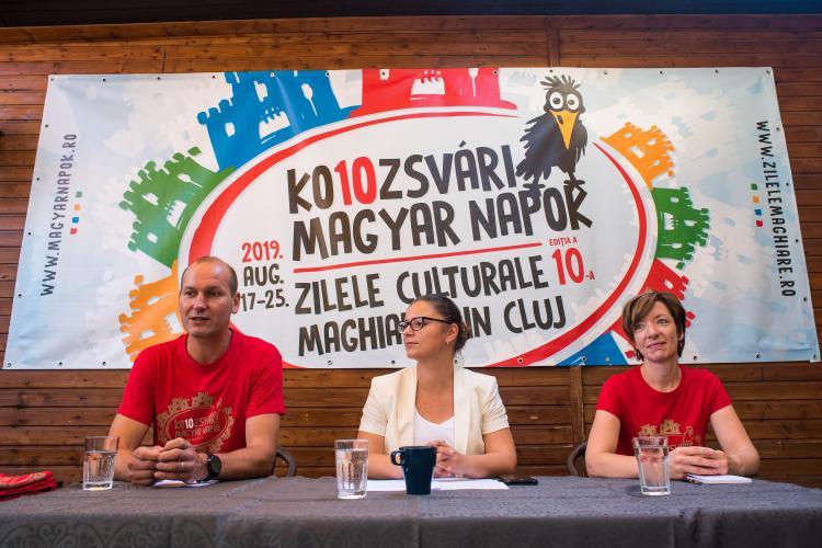 Traficul rutier afectat pe durata Zilelor Culturale Maghiare din Cluj