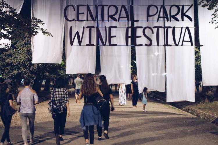 Central Park Wine Festival își deschide porțile! Ce poți să faci în Parcul Central din Cluj-Napoca în următoarele patru zile