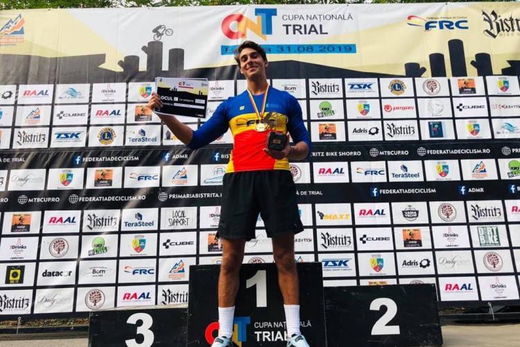 Medalii la ciclism pentru sportivii de la Clubul Voința