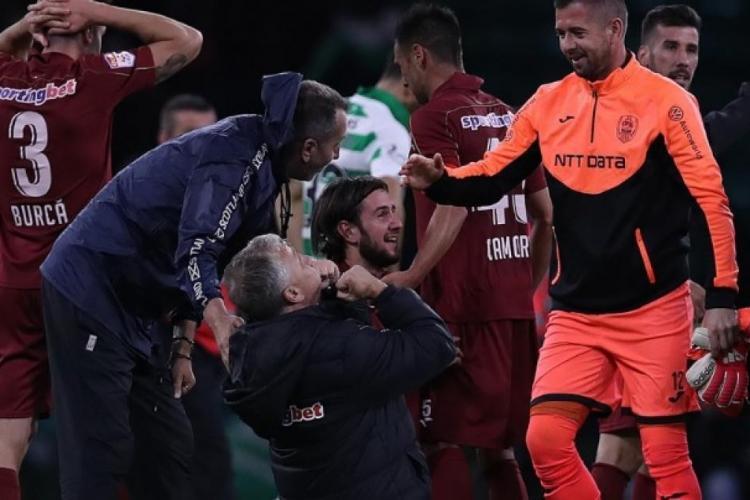 Ce a spus Dan Petrescu după ce a eliminat Celtic Glasgow: Am închis gura tururor