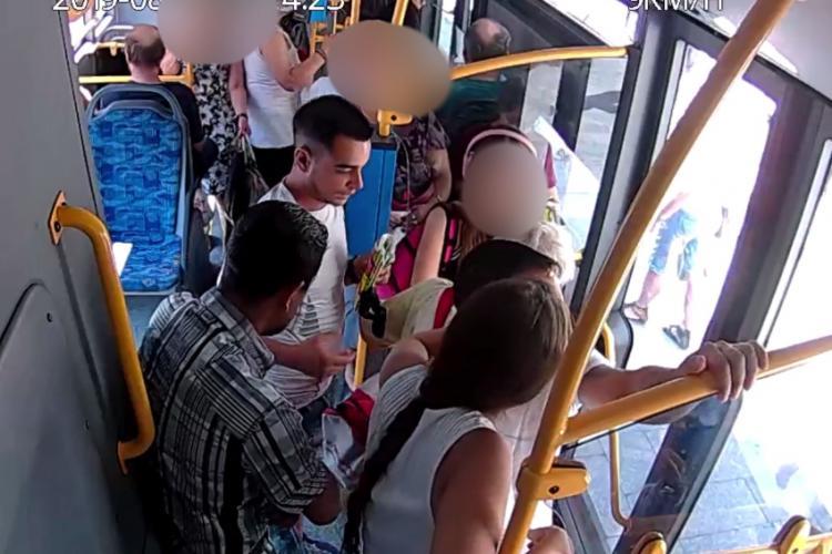 Șofer CTP Cluj - SUPER EROU. A blocat în autobuz patru hoți până la sosirea Poliției. Acum e premiat - VIDEO