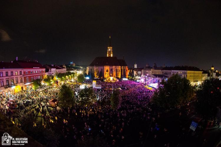Zilele Culturale Maghiare din Cluj 2019. Program, concerte și noutăți
