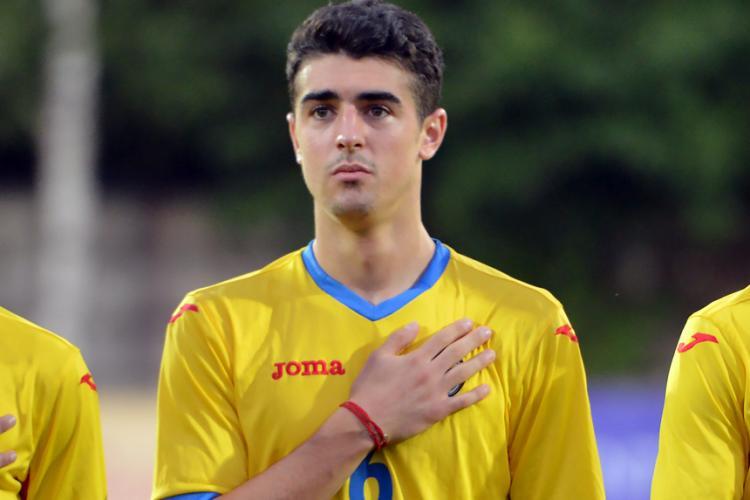 CFR Cluj l-a transferat pe Alexandru Paşcanu