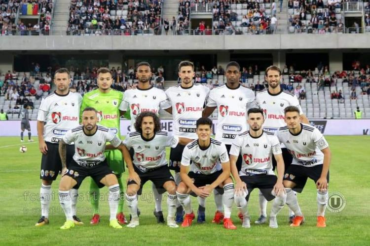 U Cluj umilită de FC Argeș, nu de scor (1-0), ci de lipsa jocului