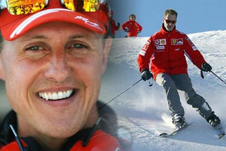"""Michael Schumacher dus la un spital din Paris pentru a urma un tratament """"secret"""""""