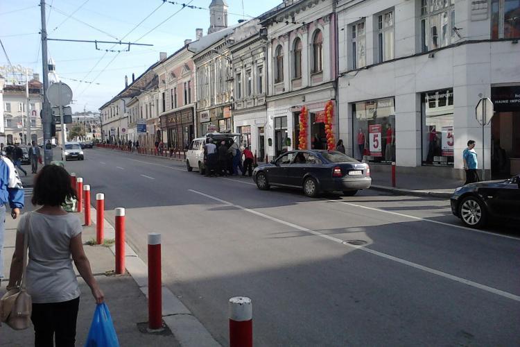 Strada Regele Ferdinand, închisă parțial timp de câteva luni pentru asfaltare