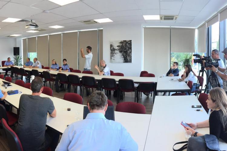 Siguranța elevilor în școli, prioritate ZERO pentru instituțiile de forță din Cluj