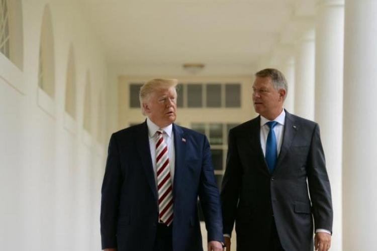 Ce a spus Trump despre eliminarea vizelor pentru români