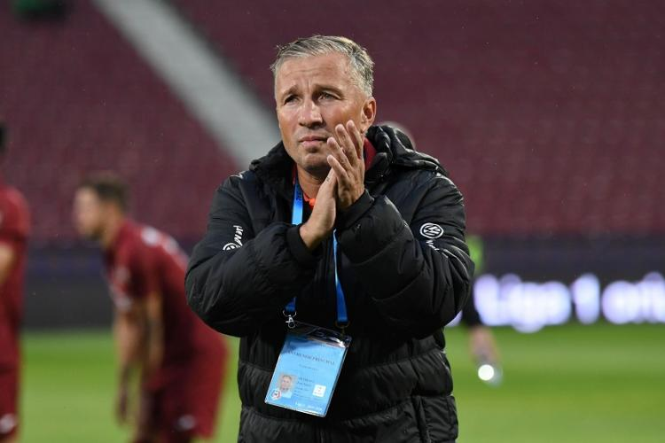 Dan Petrescu dorit de o echipa din Anglia. A impresionat cu victoria la Celtic