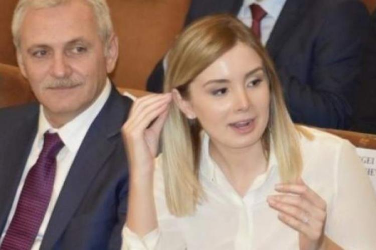 Irina Tănase, iubita lui Liviu Dragnea, s-a angajat