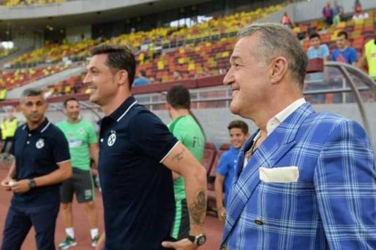 Mirel Rădoi a spus ce diferențe sunt între CFR Cluj, FCSB și Dinamo