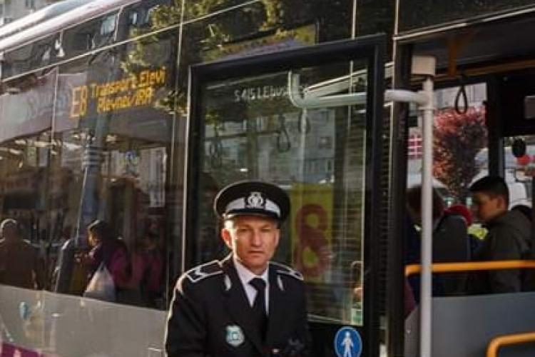 Polițiștii locali din Cluj-Napoca, dotați cu camere video. Tot sistemul costă 72.000 de euro
