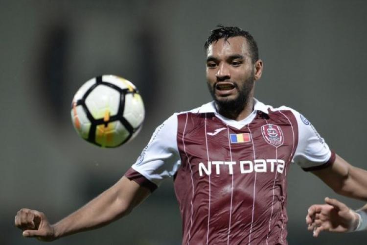 CFR Cluj învinsă de Slavia Praga, scor 1-0. Clujenii au ratat un penalty - REZUMAT VIDEO