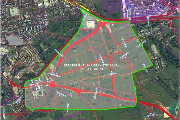 Boc vrea să extindă metroul clujean până în Sopor