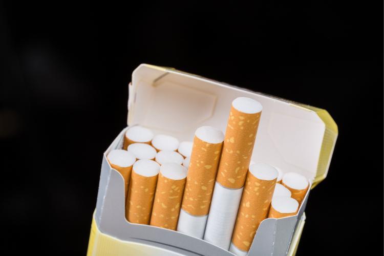 Majorarea accizelor la țigarete a fost amânată. Când se vor scumpi țigările