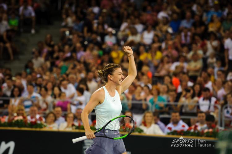 SPORTS FESTIVAL 2020: În 11 - 14 iunie, SIMONA HALEP revine la Sports Festival