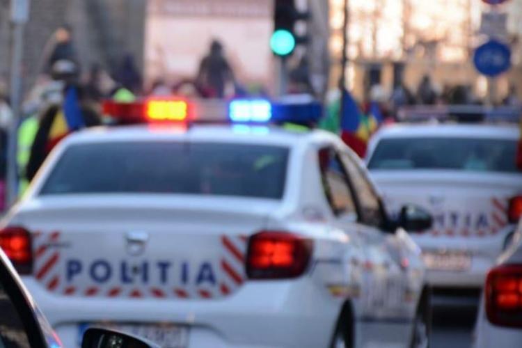 Fetita de 7 ani pierduta a fost gasita in zona Pietei Mihai Viteazu