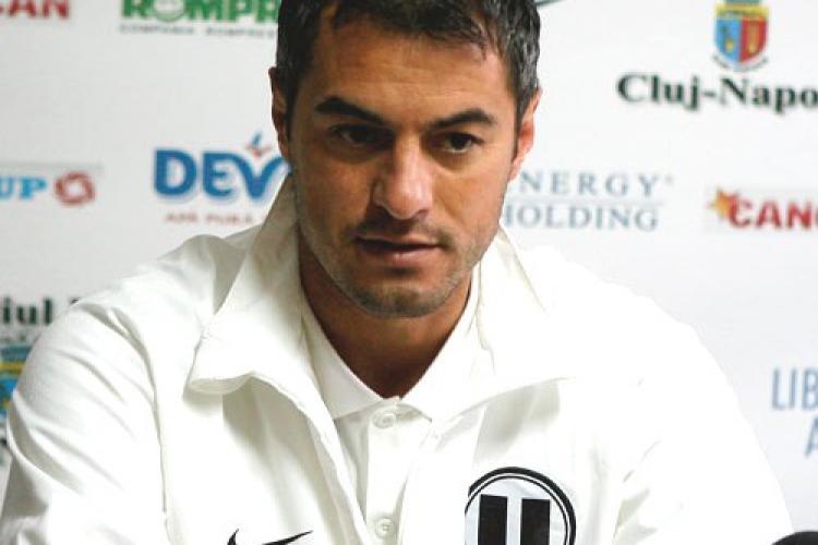 Dulca și-a dat demisia de la U Cluj. Sunt și alte două plecări