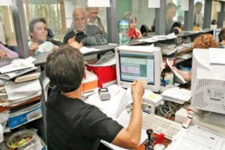 România a alocat 35% din veniturile statului pentru bugetari