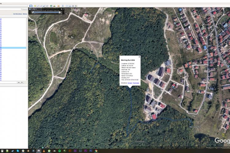 Un clujean ieșit la alergat a găsit un bărbat spânzurat, în pădure, lângă strada Edgar Quinet