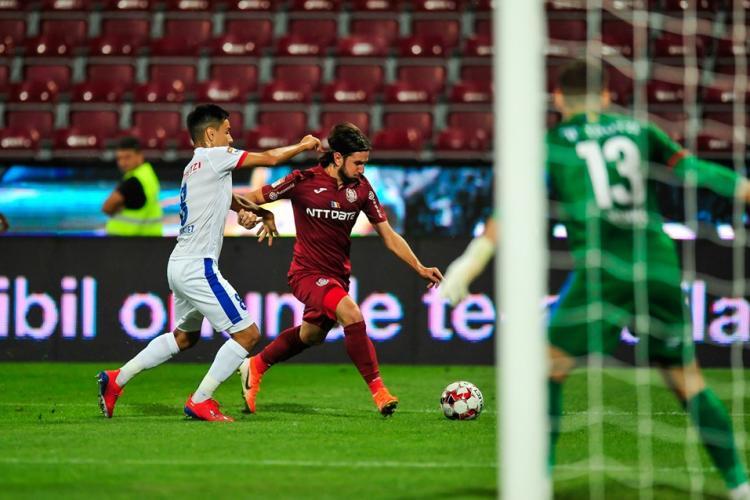 Câți bani a pierdut CFR Cluj prin necalificarea în grupele Champions League