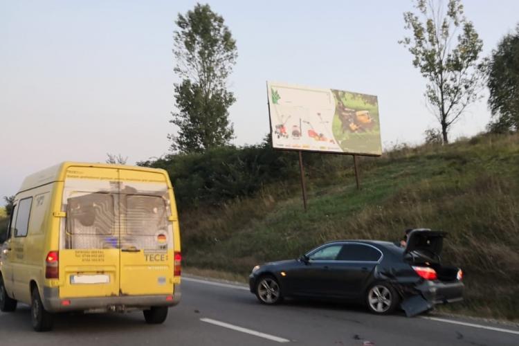 Accident în Vâlcele, cu trei răniți - VIDEO/FOTO