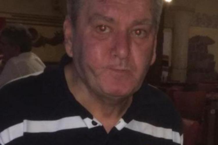 Bărbat de 61 de ani dispărut la Turda - FOTO