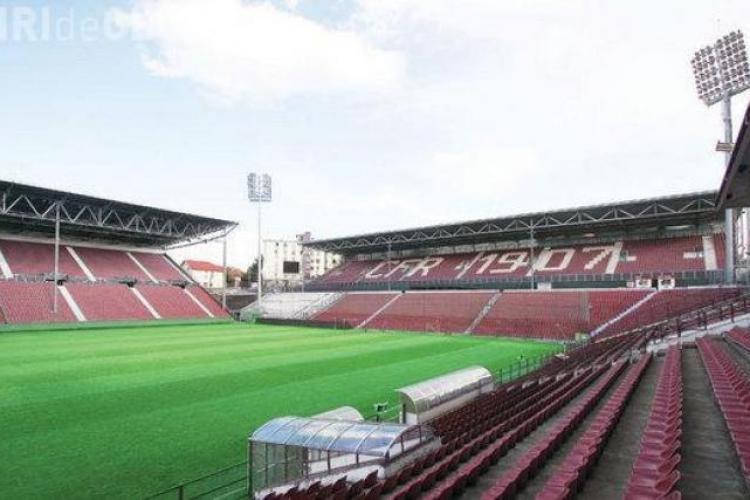 Restricții de circulație pentru meciul CFR Cluj – Slavia Praga