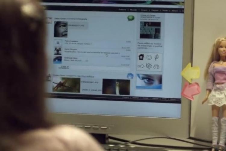Fată de 9 ani din Baciu ademenită pe Facebook de un monstru pedofil