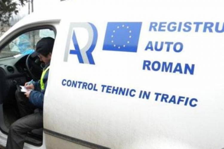 Numai 83 de autoturisme, gasite cu nereguli în șase luni, la raziile RAR din Cluj