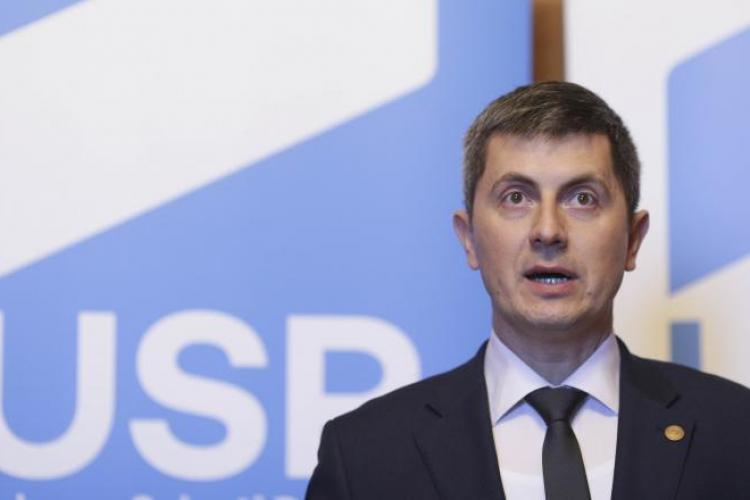 Dan Barna susține că USR nu va intra în guvernul de tranziție. Ludovic Orban poate fi premier