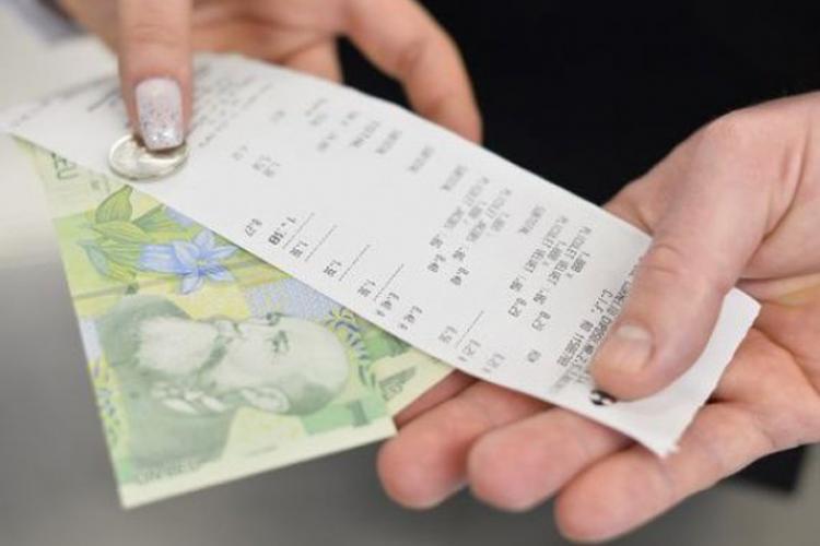 Proiect pentru introducerea bacșișului pe nota de plată. Ce servicii vor fi scutite de această măsură