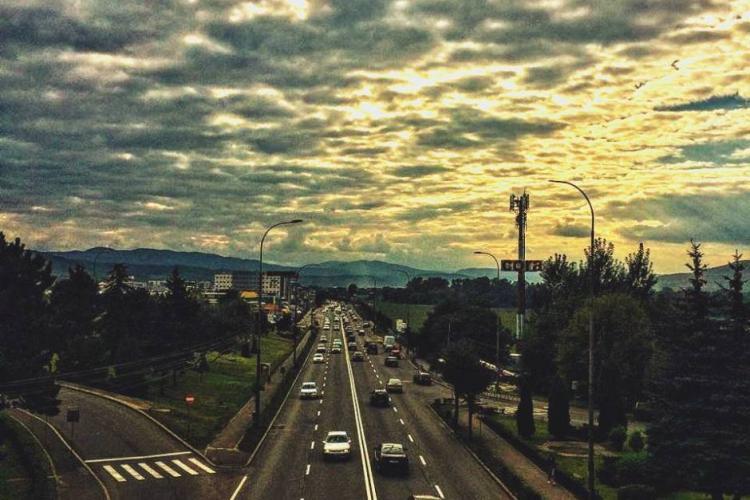 Drumul Cluj-Napoca - Florești intră în reparații când încep elevii școala și studenții cursurile