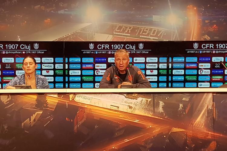 Petrescu: A fost un miracol ce a facut CFR Cluj