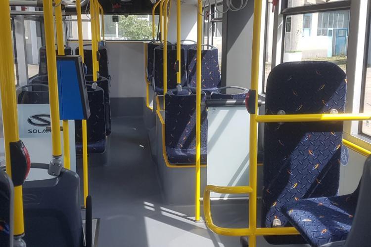Alte 20 de autobuze electrice la Cluj: Suntem în topul orașelor europene ca număr de mijloace de transport în comun electrice FOTO/VIDEO