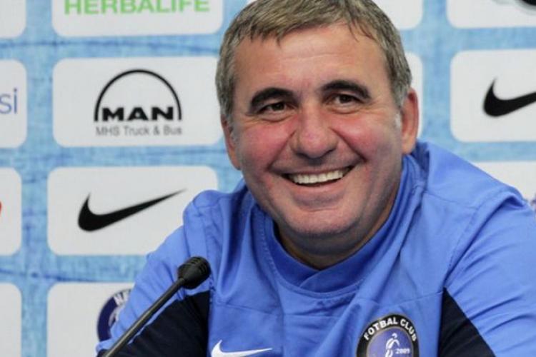 Ce i-a spus Gică Hagi lui Dan Petrescu, după ce CFR Cluj a ratat grupele Champions League