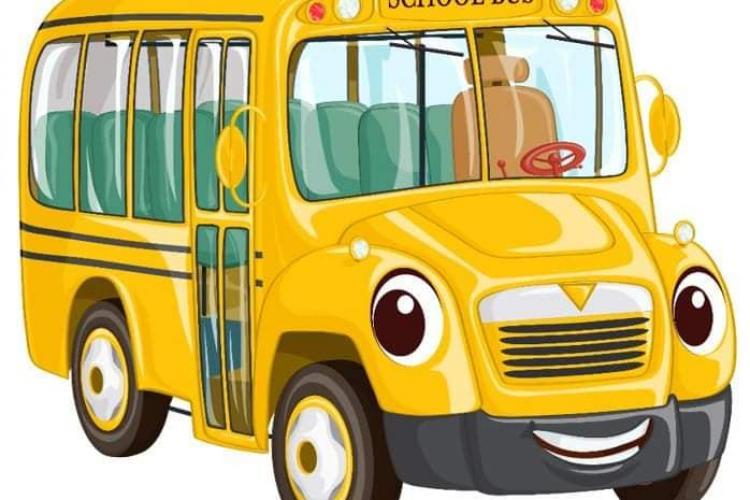 Traseele FINALE ale autobuzelor școlare din Florești. Stații, trasee și orar - FOTO