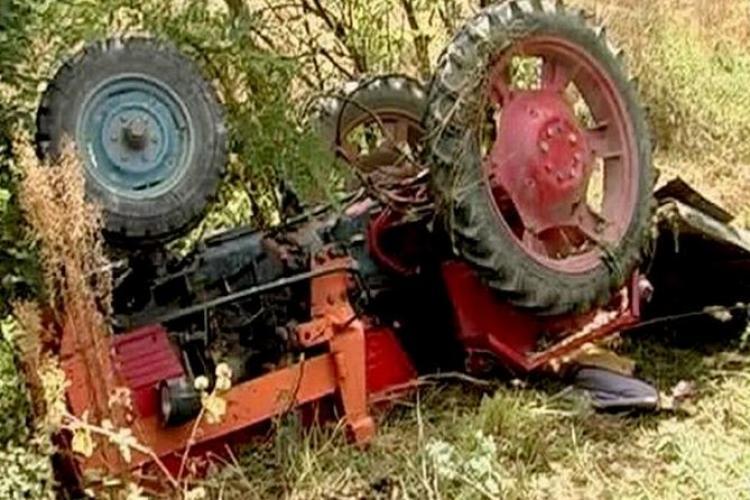 CLUJ:Tractorist reținut de polițiști după ce a omorât o persoană! Era băut la volan și avea permisul suspendat