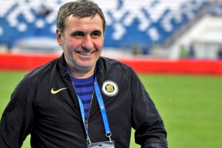 CFR Cluj învinsă cu 3-1 de FC Viitorul. Hagi: CFR Cluj e echipă obosită