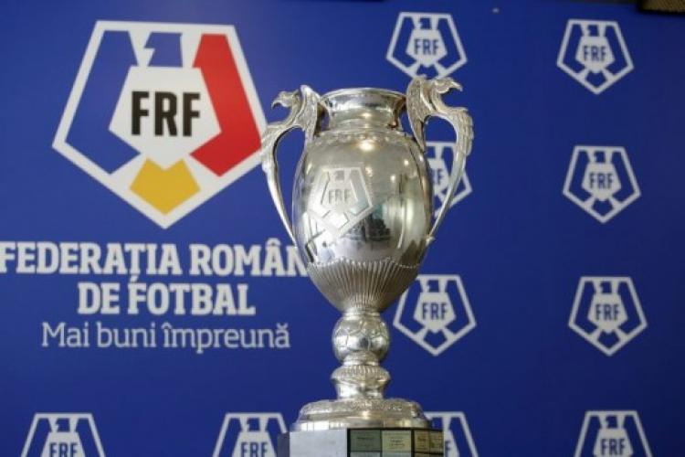 U Craiova - U Cluj, în șaisprezecimile Cupei României